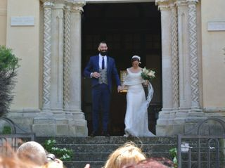Le nozze di Emanuele e Daniela