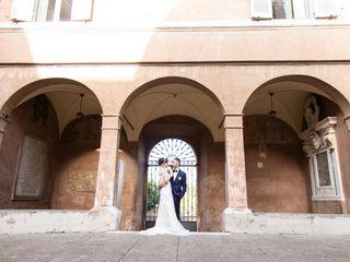 Le nozze di Virginia e Gianluca