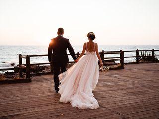 Le nozze di Mariantonietta e Luigi