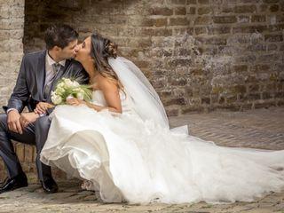 Le nozze di Tamara e Nunzio