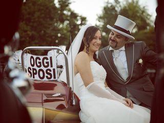 Le nozze di Marilena e Gaetano
