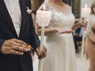 Le nozze di Nicoletta Bellizzi e Edgar Torosyan