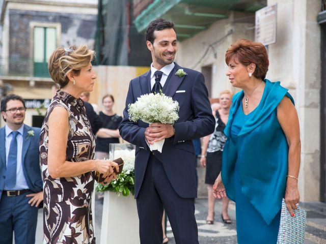 Il matrimonio di Danilo e Paola a Catania, Catania 16