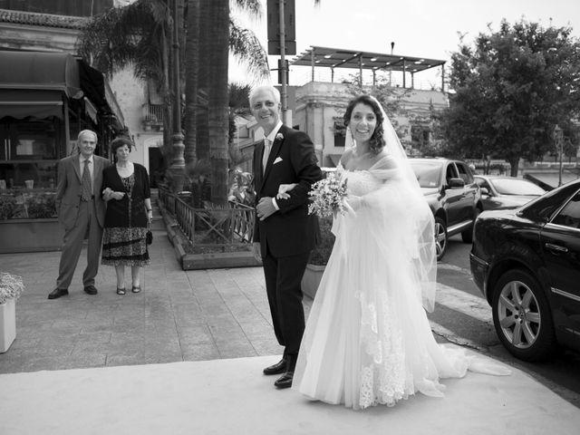 Il matrimonio di Danilo e Paola a Catania, Catania 17