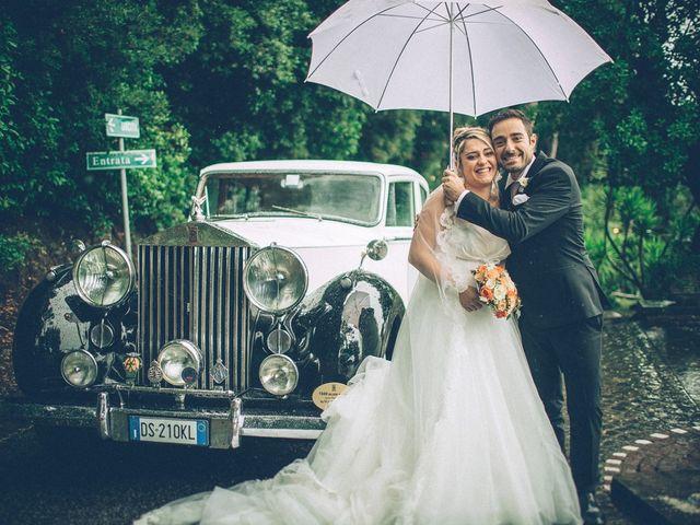 le nozze di Valentina e Daniele