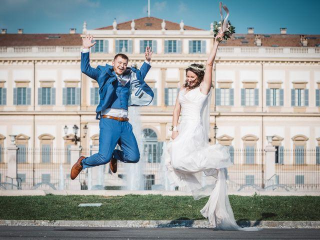 le nozze di Francesca e Nicholas