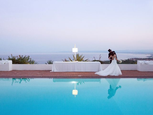 le nozze di Luca e Sarah