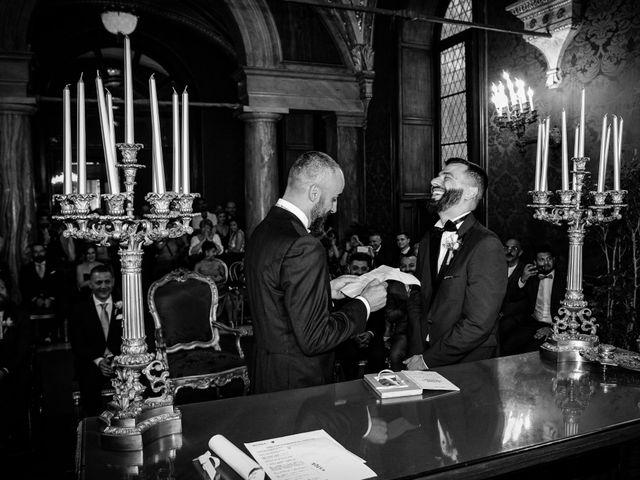 Il matrimonio di Angelo e Walter a Frascati, Roma 2