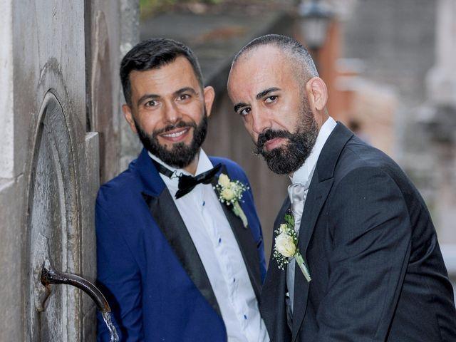 Il matrimonio di Angelo e Walter a Frascati, Roma 11