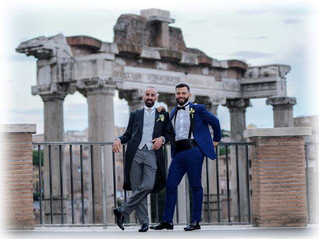 Il matrimonio di Angelo e Walter a Frascati, Roma 12