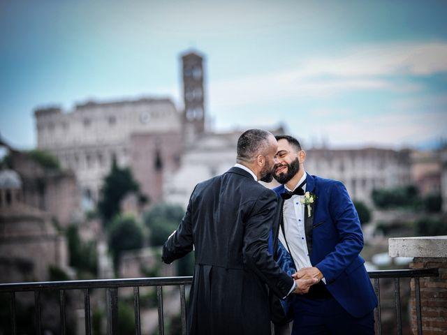 Il matrimonio di Angelo e Walter a Frascati, Roma 13