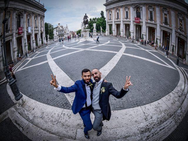 Il matrimonio di Angelo e Walter a Frascati, Roma 14