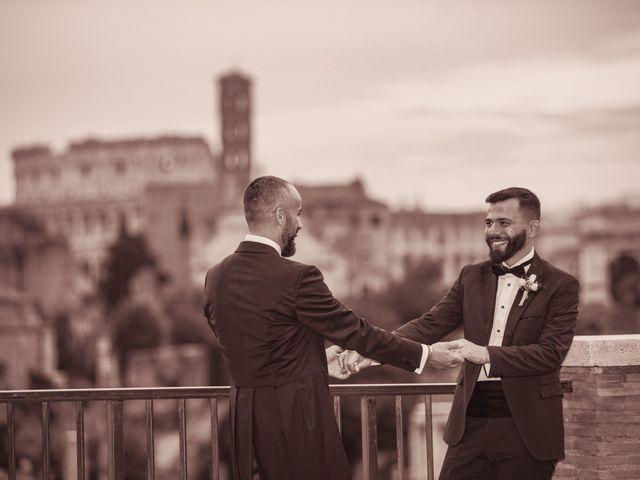 Il matrimonio di Angelo e Walter a Frascati, Roma 16
