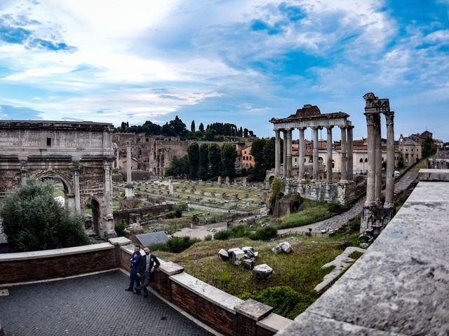 Il matrimonio di Angelo e Walter a Frascati, Roma 19