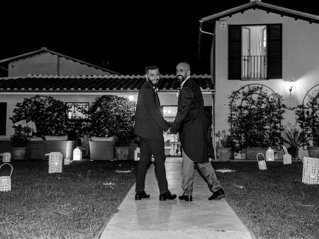 Il matrimonio di Angelo e Walter a Frascati, Roma 21
