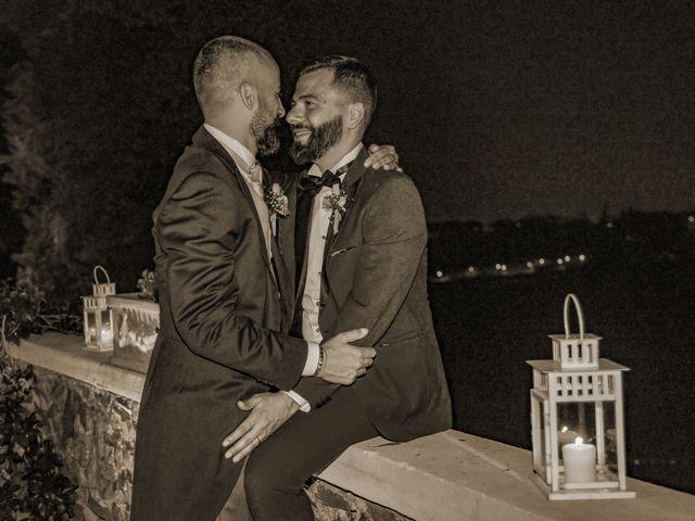 Il matrimonio di Angelo e Walter a Frascati, Roma 22