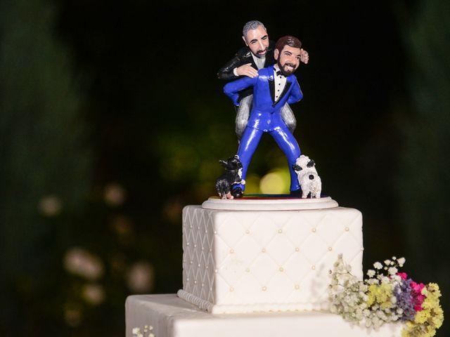 Il matrimonio di Angelo e Walter a Frascati, Roma 25