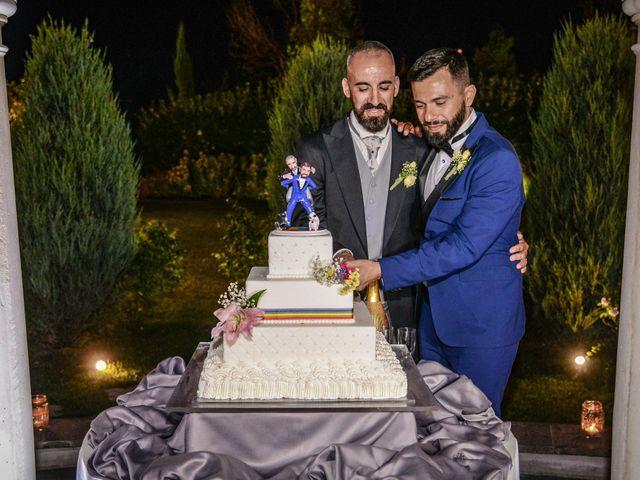 Il matrimonio di Angelo e Walter a Frascati, Roma 26