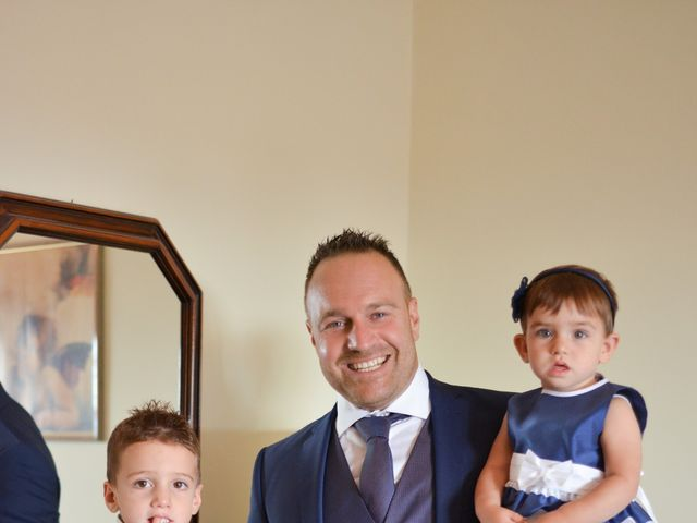 Il matrimonio di Fabrizio e Valentina a Aielli, L'Aquila 3