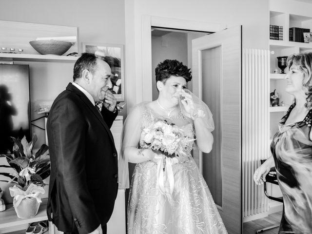 Il matrimonio di Fabrizio e Valentina a Aielli, L'Aquila 8