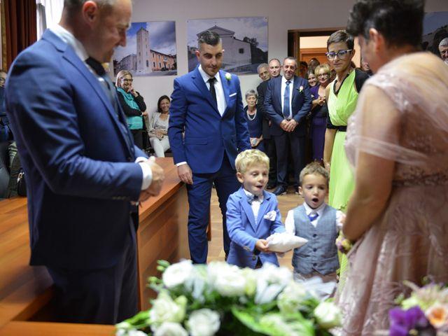 Il matrimonio di Fabrizio e Valentina a Aielli, L'Aquila 11