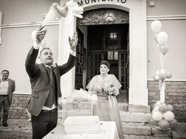Il matrimonio di Fabrizio e Valentina a Aielli, L'Aquila 12