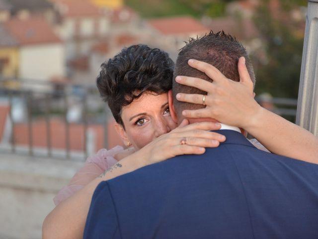 Il matrimonio di Fabrizio e Valentina a Aielli, L'Aquila 15