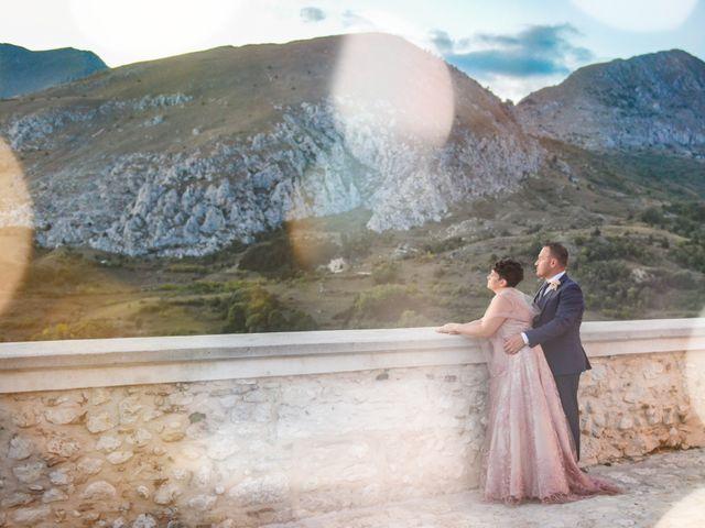 Il matrimonio di Fabrizio e Valentina a Aielli, L'Aquila 17