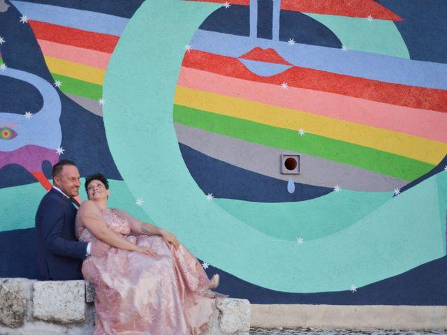 Il matrimonio di Fabrizio e Valentina a Aielli, L'Aquila 19