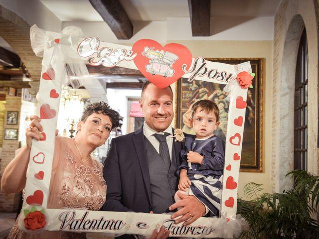 Il matrimonio di Fabrizio e Valentina a Aielli, L'Aquila 21