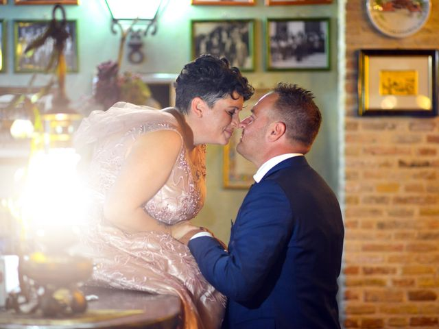 Il matrimonio di Fabrizio e Valentina a Aielli, L'Aquila 26