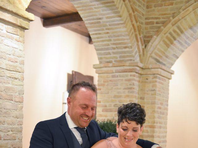 Il matrimonio di Fabrizio e Valentina a Aielli, L'Aquila 27