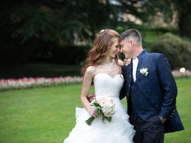 Il matrimonio di Daniel  e Daniela  a Osio Sotto, Bergamo 10