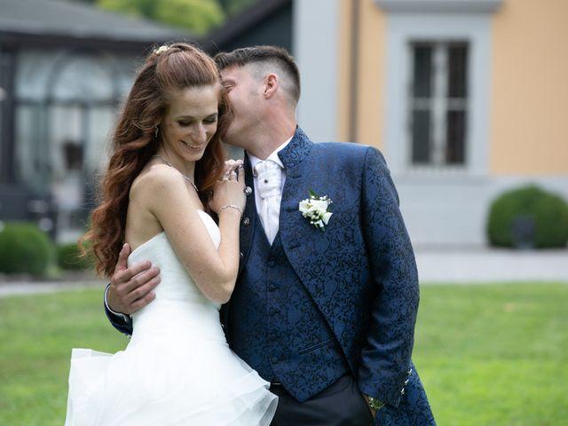 Il matrimonio di Daniel  e Daniela  a Osio Sotto, Bergamo 12