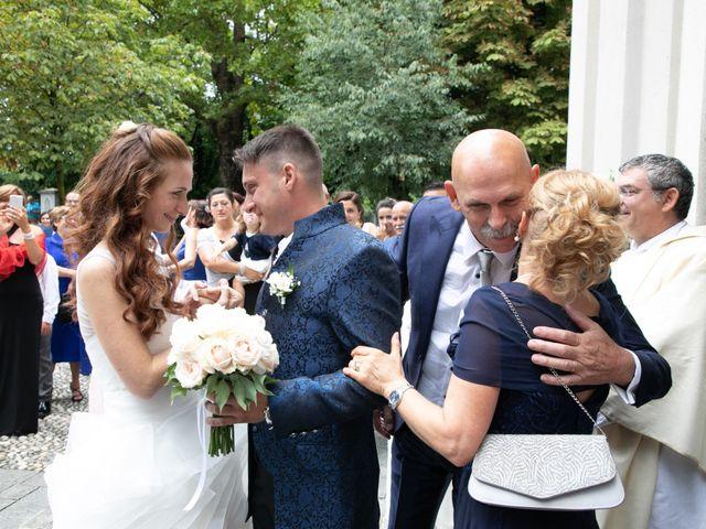 Il matrimonio di Daniel  e Daniela  a Osio Sotto, Bergamo 15