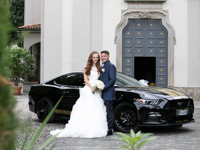 Il matrimonio di Daniel  e Daniela  a Osio Sotto, Bergamo 18