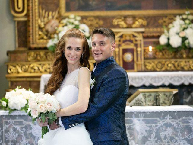 Il matrimonio di Daniel  e Daniela  a Osio Sotto, Bergamo 19
