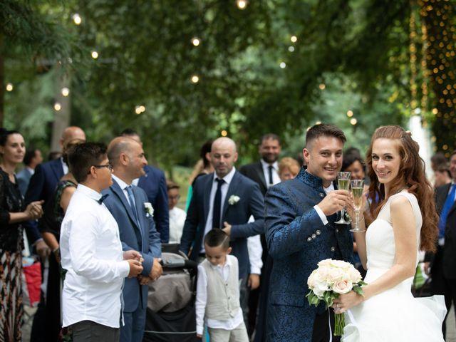 Il matrimonio di Daniel  e Daniela  a Osio Sotto, Bergamo 22