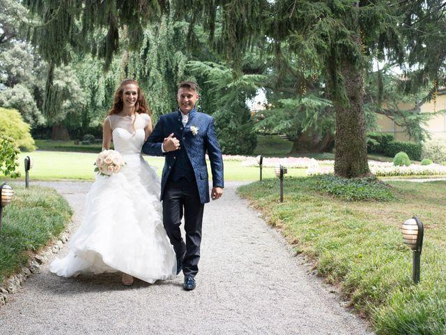 Il matrimonio di Daniel  e Daniela  a Osio Sotto, Bergamo 25
