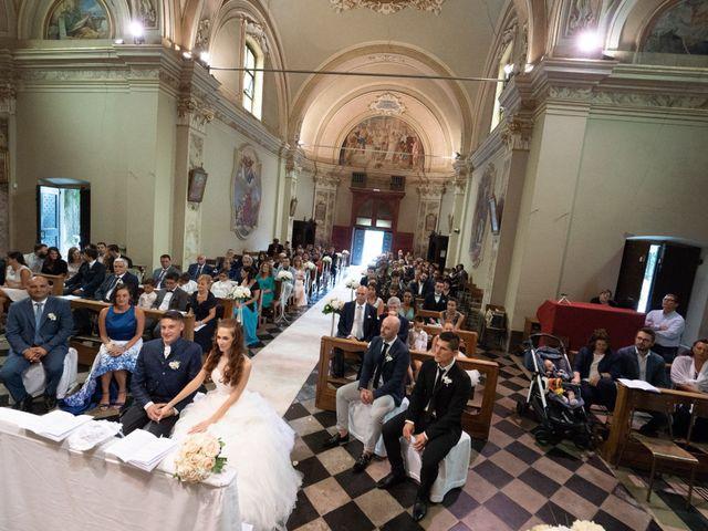 Il matrimonio di Daniel  e Daniela  a Osio Sotto, Bergamo 31