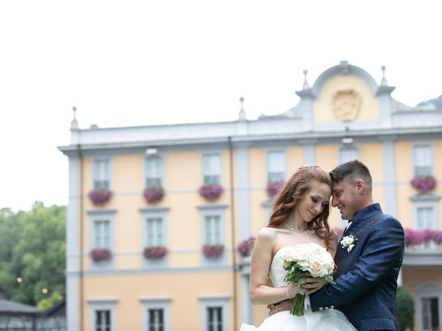 Il matrimonio di Daniel  e Daniela  a Osio Sotto, Bergamo 33