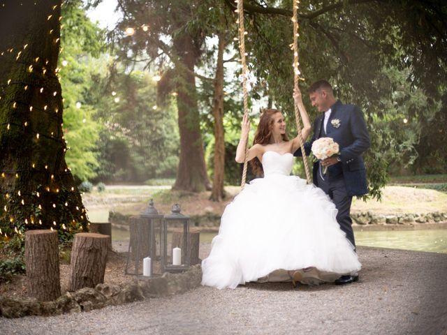 Il matrimonio di Daniel  e Daniela  a Osio Sotto, Bergamo 39