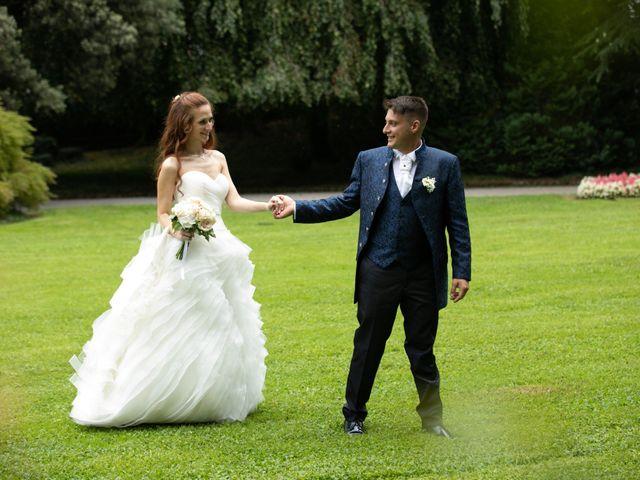 Il matrimonio di Daniel  e Daniela  a Osio Sotto, Bergamo 30