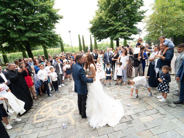 Il matrimonio di Daniel  e Daniela  a Osio Sotto, Bergamo 34