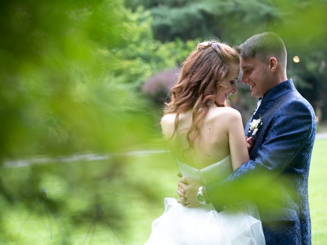 Il matrimonio di Daniel  e Daniela  a Osio Sotto, Bergamo 40