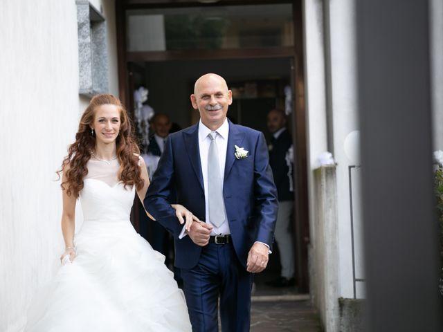 Il matrimonio di Daniel  e Daniela  a Osio Sotto, Bergamo 44