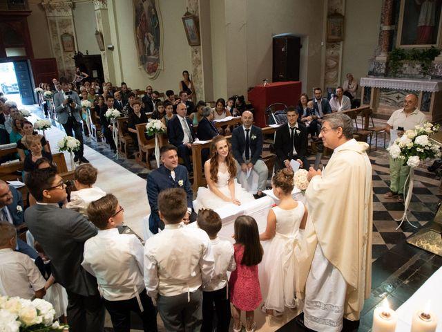 Il matrimonio di Daniel  e Daniela  a Osio Sotto, Bergamo 46