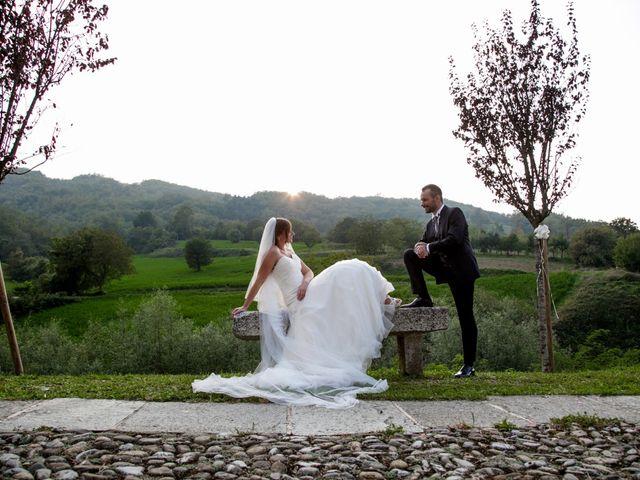 Il matrimonio di Simone e Lorena a Piacenza, Piacenza 35