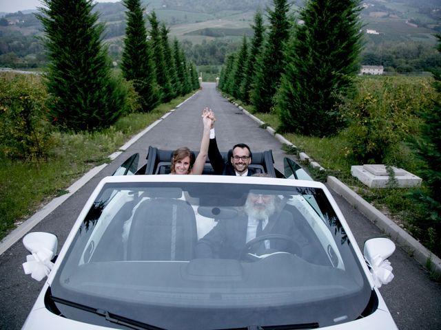 Il matrimonio di Simone e Lorena a Piacenza, Piacenza 41
