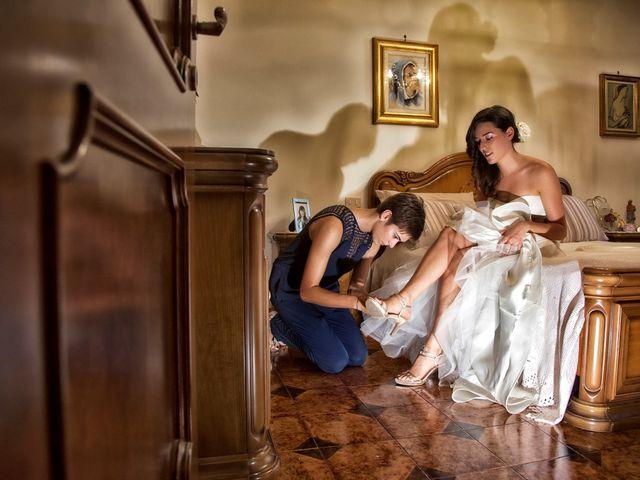 Il matrimonio di Paolo e Eleonora a Calcinato, Brescia 5
